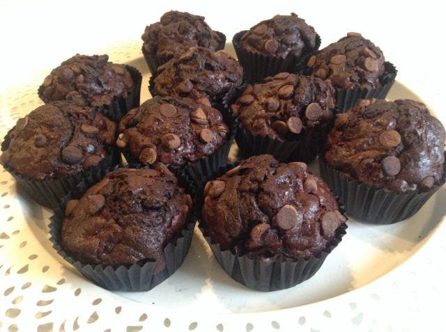 muffinschocolate