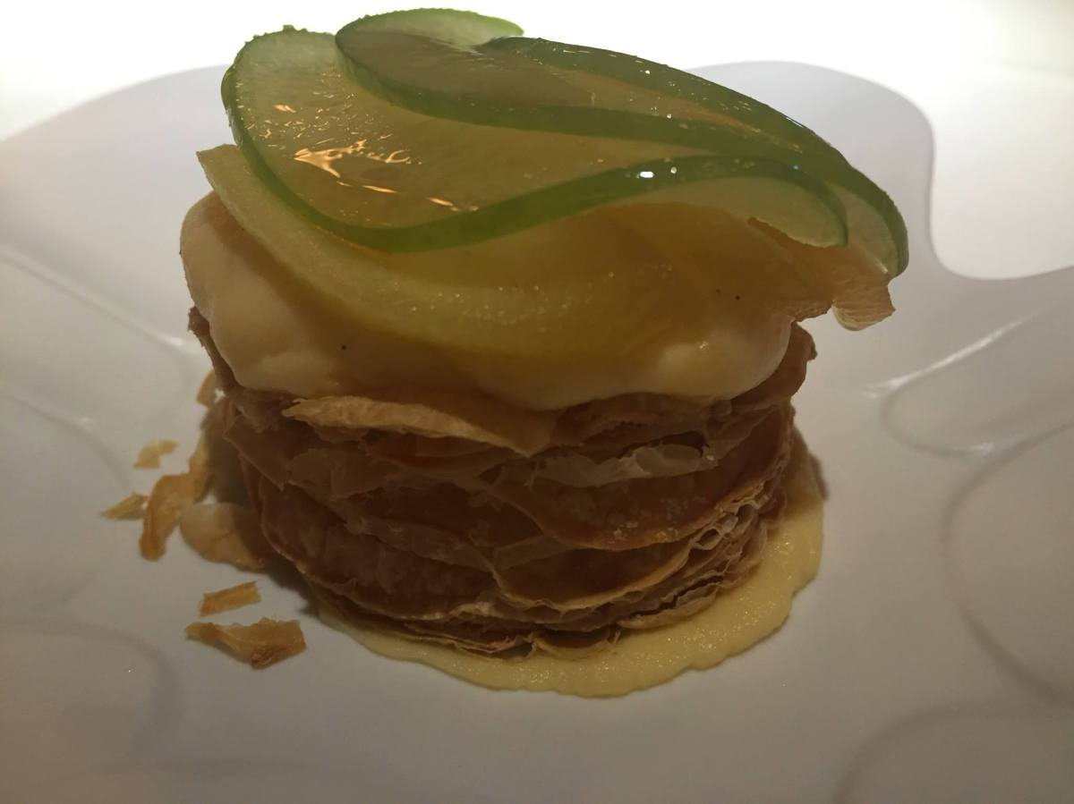 Restaurante Manso, visita obligada en Santiago!!