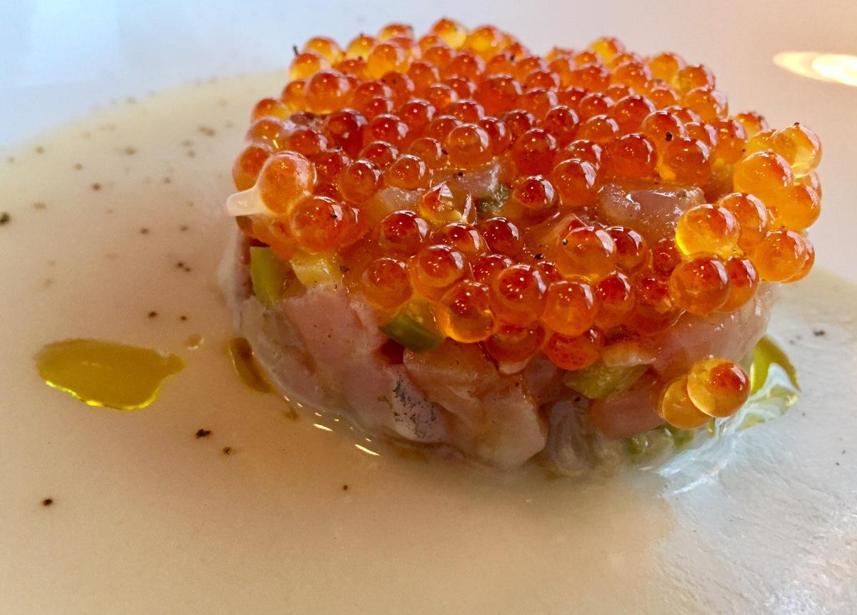 Manso, menú del día espectacular por 15 eur en Santiago de Compostela