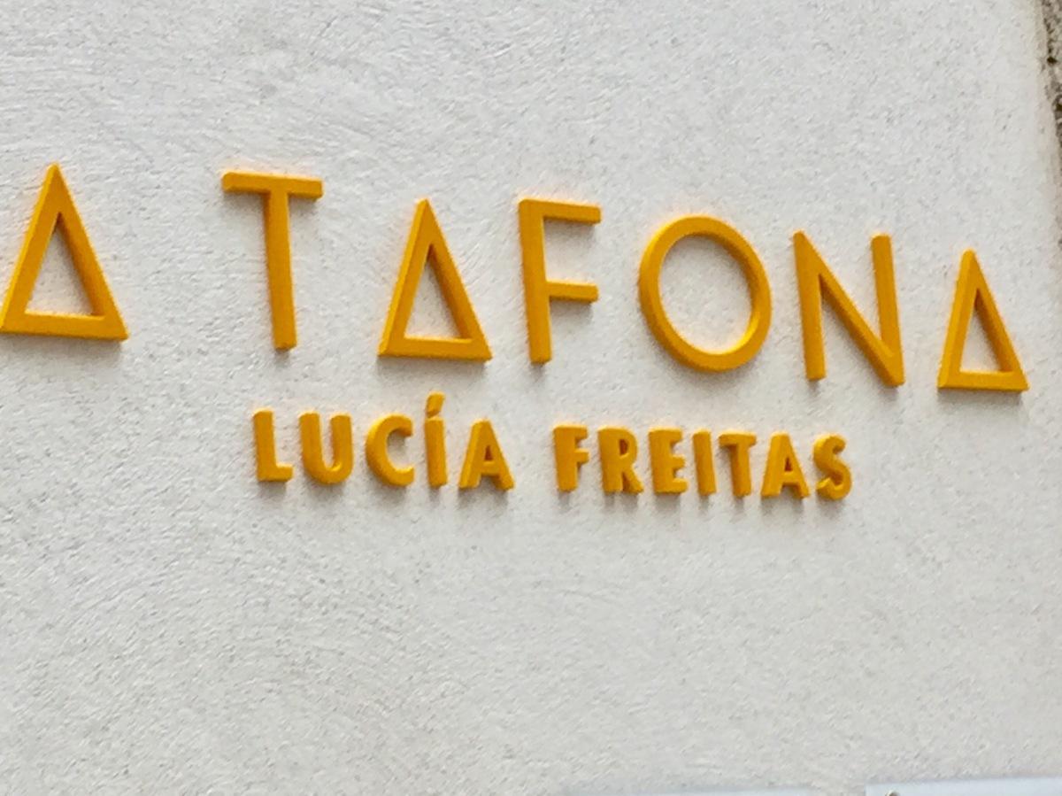 A Tafona - Lucia Freitas. Inauguración